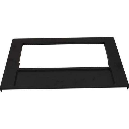 Waterway - Front Plate, Black