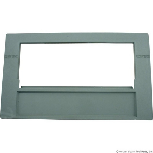 Waterway - Front Plate, Gray