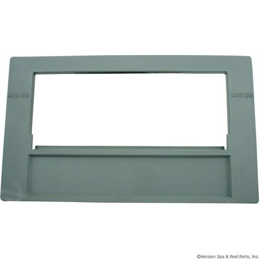 Waterway  Front Plate Gray
