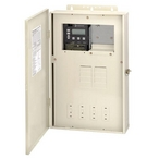 One P1353ME In 22 x 14 x 4.25in. Outdoor Enclosure with 80 Amp Bus