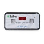 Balboa - Topside Control Panel Lite Digital, 8 Conductor - 316869