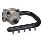 Propane Gas Heater Manifold Assembly for 0-5,000' Elevation