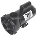 Waterway - Viper 56-Frame 4HP Single-Speed Spa Pump, 2-1/2in. Intake, 2-1/2in. Discharge, 230V - 317084