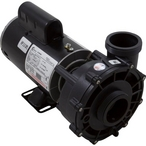 Waterway - EX 2 48-Frame 2HP Dual-Speed Spa Pump, 2in. Intake, 2in. Discharge, 230V - 317086