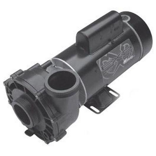 Waterway - EX 2 48-Frame 2HP Dual-Speed Spa Pump, 2in. Intake, 2in. Discharge, 230V - 317087