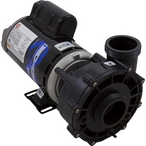Waterway - EX 2 48-Frame 2HP Dual-Speed Spa Pump, 2in. Intake, 2in. Discharge, 230V - 317088