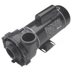 Waterway - EX 2 48-Frame 3HP Dual-Speed Spa Pump, 2in. Intake, 2in. Discharge, 230V - 317090