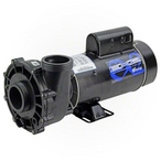 Waterway - EX 2 48-Frame 1-1/2HP Single-Speed Spa Pump, 2in. Intake, 2in. Discharge, 115V - 317091