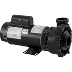 EX 2 48-Frame 3HP Single-Speed Spa Pump, 2in. Intake, 2in. Discharge, 230V