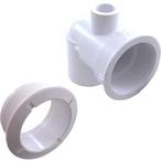Poly Gunite 1/2in. Slip / 1in. Air Spigot x 1-1/2in. Water Slip Ell Jet Body Assembly