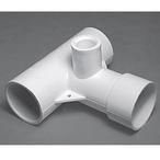Gunite Double Venturi Tee 1-1/2in. Slip Body Assembly