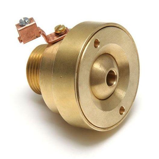 A&A Manufacturing - 549861 AquaArch Deck Fountain, Brass - 318447