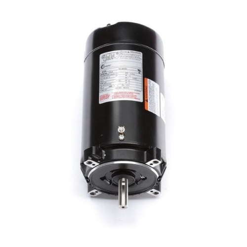 Century A.O. Smith - 56C C-Face 1/2 HP Single Speed Full Rated Pool Filter Motor, 10.6/5.3A 115/230V
