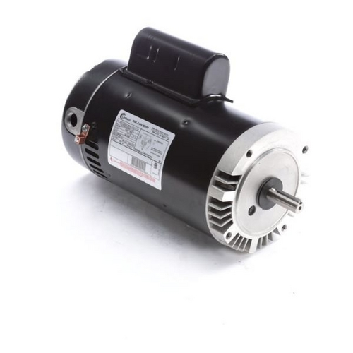 Century A.O. Smith - 56C C-Face 3 HP Single Speed Full Rated Pool Filter Motor, 14.4A 230V