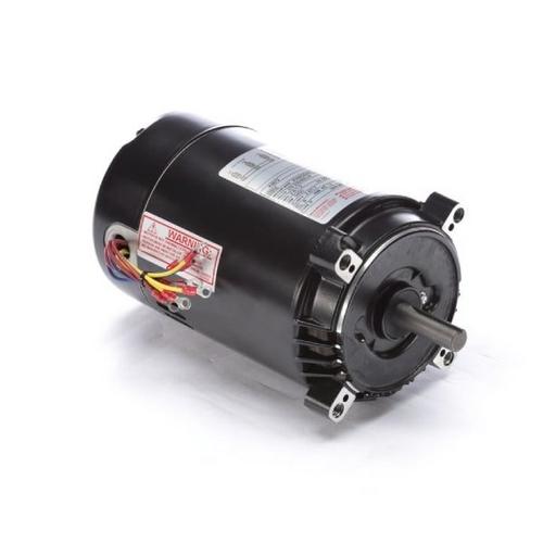Century A.O. Smith - 56C C-Face 3/4 HP Three Phase Pool and Spa Pump Motor, 3.4/1.7A 208-230/460V