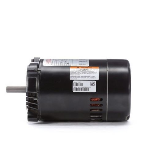 56C C-Face 3/4 HP Three Phase Pool and Spa Pump Motor, 3.4/1.7A 208-230/460V