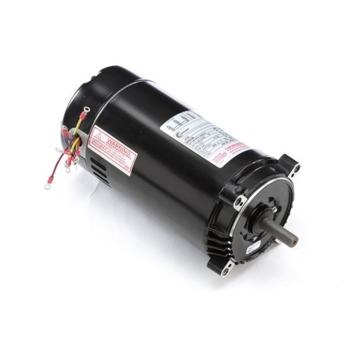 Century A.O. Smith - 56C C-Face 1-1/2 HP Three Phase Pool and Spa Pump Motor, 6.8/3.4A 208-230/460V