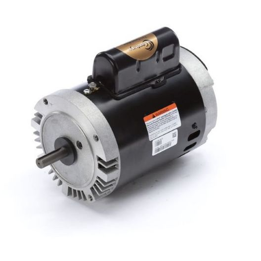 56C C-Face 1/2 or 0.06 HP Dual Speed Full Rated Pool and Spa Pump Motor, 8.8/3.55A 115V