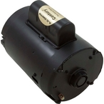 56J C-Face 1/2 or 0.06 HP Dual Speed Full Rated Pool and Spa Pump Motor, 8.8/3.55A 115V