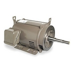 Close-Coupled 254JP Horizontal 15HP 1-Speed 3-Phase Commercial Pool and Spa Motor