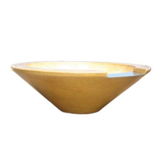 31in. Essex Copper Water Bowl