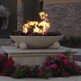 Automated One Bowl 32in. Biltmore Concrete Fire Bowl System