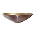 Manual Three Bowl 30in. Windsor Copper Fire Bowl System
