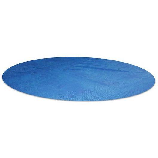 PoolSupplyWorld - 30' Round Blue Solar Cover Three Year Warranty, 8 Mil - 319589
