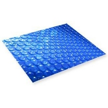 PoolSupplyWorld - 12' x 24' Oval Blue Solar Cover Five Year Warranty, 12 Mil