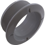 Poly Spa Jet Wall Fitting, Gray