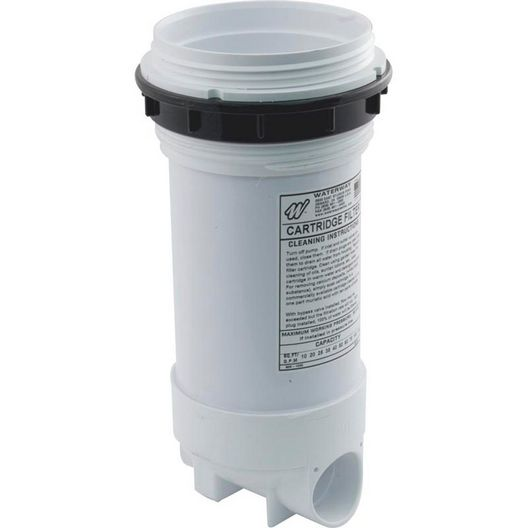 Top Load Filter Body with 2in. Bypass