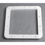 Mounting Plate with Screws Front Access Spa Skimmer