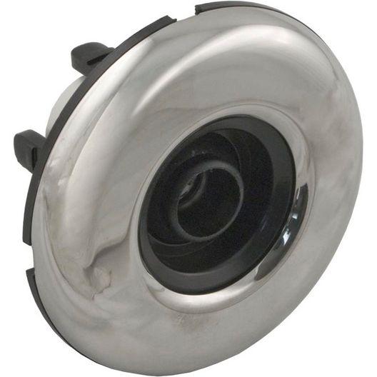 Mini Adjustable Directional Eyeball Assembly - Polished Chrome