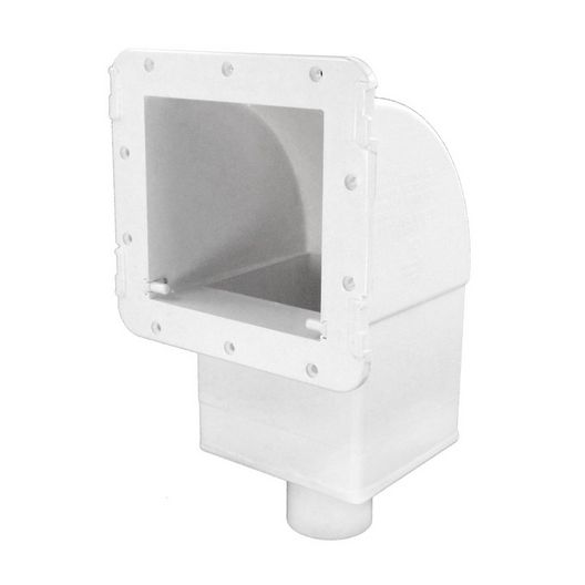 1-1/2in. Square Skimmer Body with Base - Sub Assembly