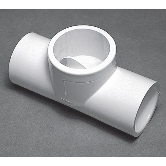 Bath Tee 1in. S x 1in. S x 1-1/2in. SPG Low Profile