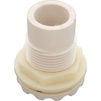 1/2in. Air Control with Straight Nut in.Ain. Style, White