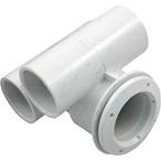 Waterway - Mini Adjustable 1in. Slip x 1in. Slip Low Profile Spa Jet Body Assembly - 320100