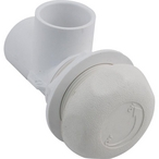 Waterway - On/Off Turn Valve Assembly - Single Port Five Scallop - 320116