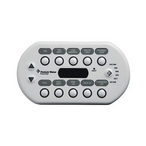 SpaCommand Spa-Side Remote Control with 250' Cable, White