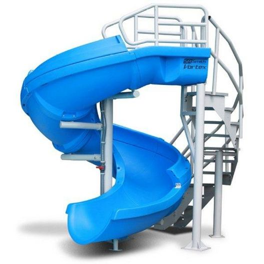 S.R. Smith - Complete Pool Slide with Ladder - 320351