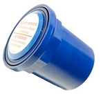 VinylCare High Flow Cleaning Head, Dark Blue