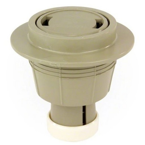 Jandy - Caretaker High Flow Cleaning Head with UltraFlex Collar and Cap, Pebble Gold