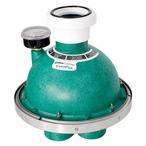 EnvironPool Concrete Pool Circulation System with Three 2-1/2in. Floor Returns, White