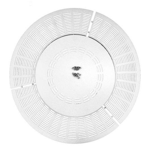 5820 UniCover Main Drain Cover, White