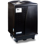 90,000 BTU, 230V, Titanium, Digital, Pool and Spa Heat Pump (Black)