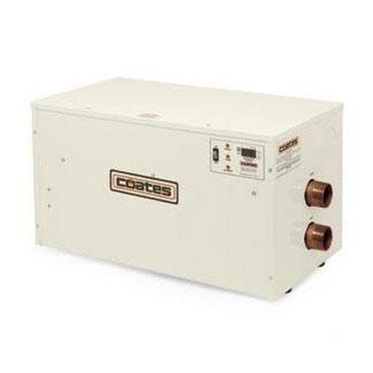 PHS-CN Series 57kW, 208V, 158 Amp, Three Phase, Salt Pool and Spa Heater