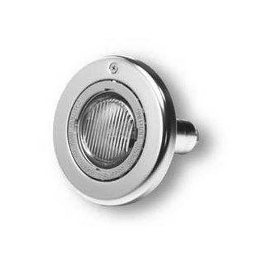 SunLite Brass LTC 120V, 100W, 250' Cord with Stainless Steel Face Ring Pool Light