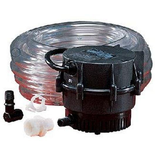 Pool Cover Pump - 300 GPH, 115V, and 18' Cord