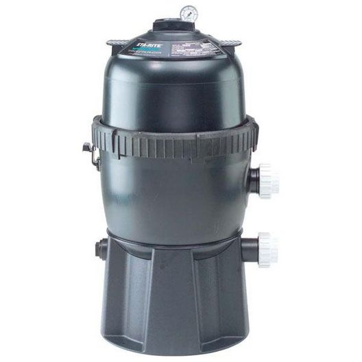 System 2 PLDE48 Series Modular D.E. 48 sq. ft. In Ground Pool Filter