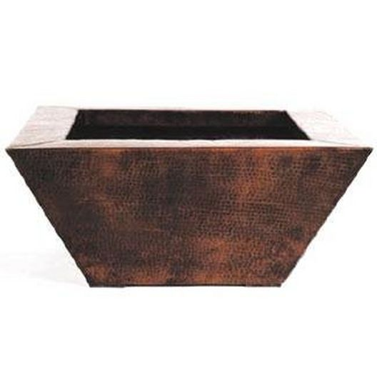 42in. Grand Corinthian Automated One Bowl Concrete Fire Pit System